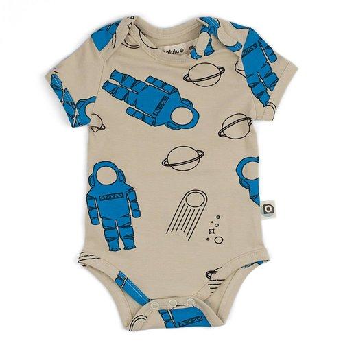 Onnolulu Romper korte mouwen Astronaut