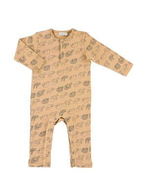 Trixie Onesie - Jumpsuit Silly Sloth lange mouwen
