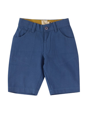 Pigeon Canvas Shorts Delft blue