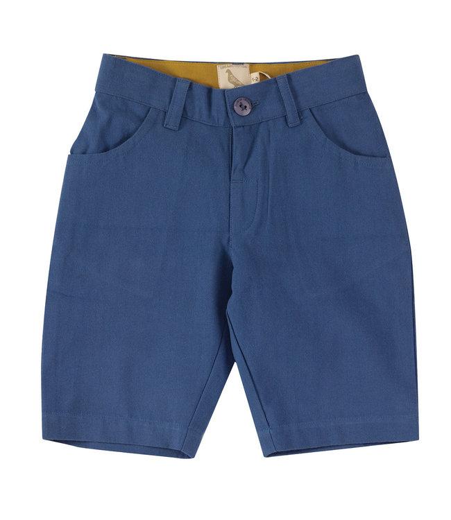 Pigeon Canvas Shorts Delft blue