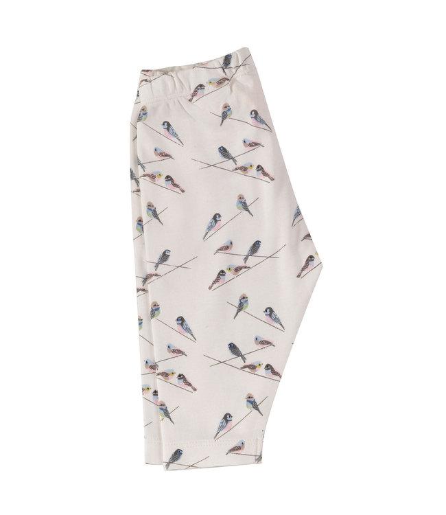 Pigeon Capri Legging Birds