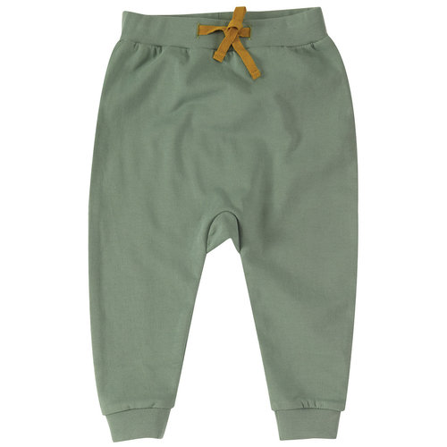 Pigeon Jersey joggers Green