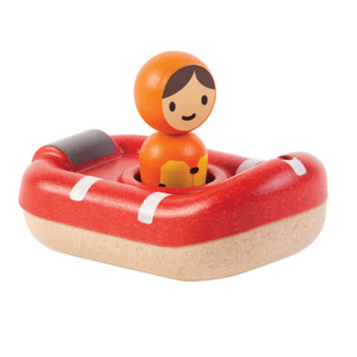 Plan Toys Coastguardboat Plan Toys