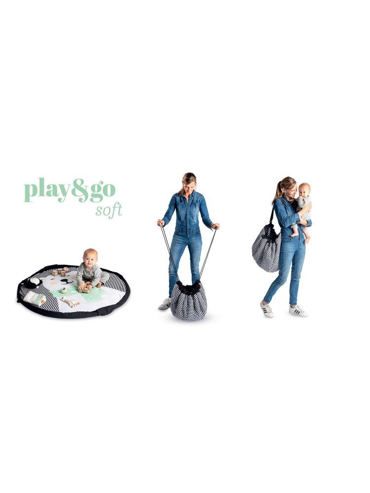 Play & Go Soft Speelkleed Peacock Play & Go