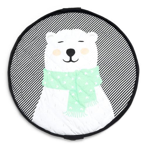 Play & Go Soft Speelkleed Polar Bear Play & Go