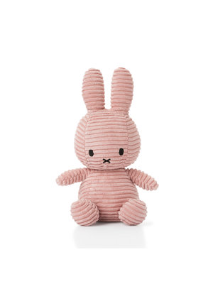 Nijntje knuffel Corduroy Pink - 23 cm