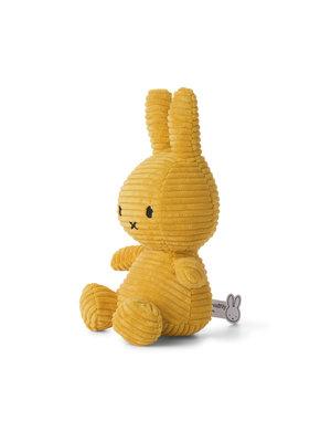 Nijntje knuffel Corduroy Yellow - 33 cm