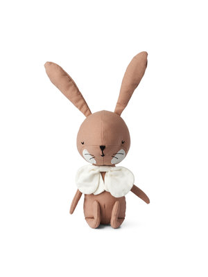 Rabbit pink in gift box - Picca Loulou 18 cm