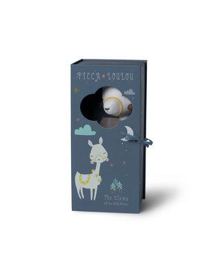 Picca Loulou Llama in gift box - Picca Loulou 27 cm