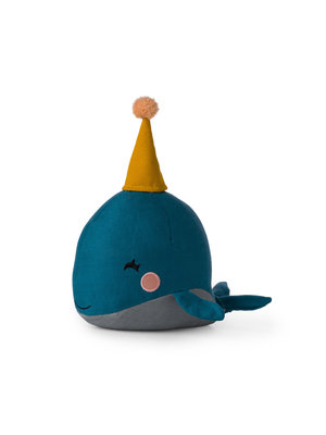 Picca Loulou Whale in gift box - Picca Loulou 21 cm