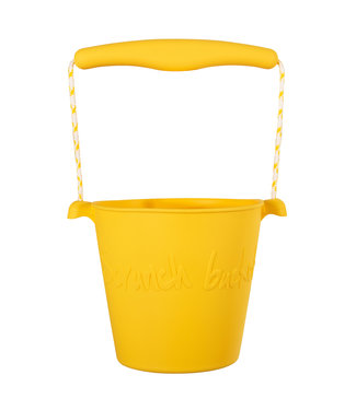 Scrunch Scrunch Strandemmertje Buttercup yellow [opvouwbaar]