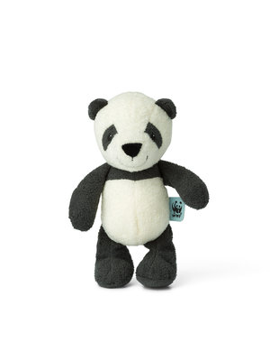 WWF Panu the Panda with bell - 22 cm - WWF Cub Club