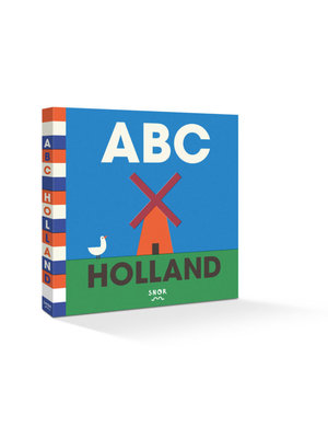 ABC boek Holland
