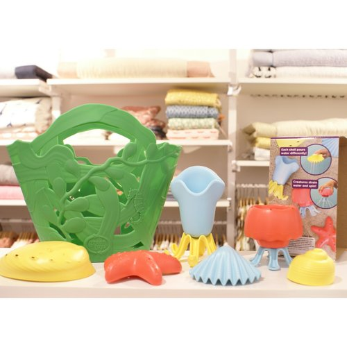 Green Toys Green Toys Tide Pool Bath set