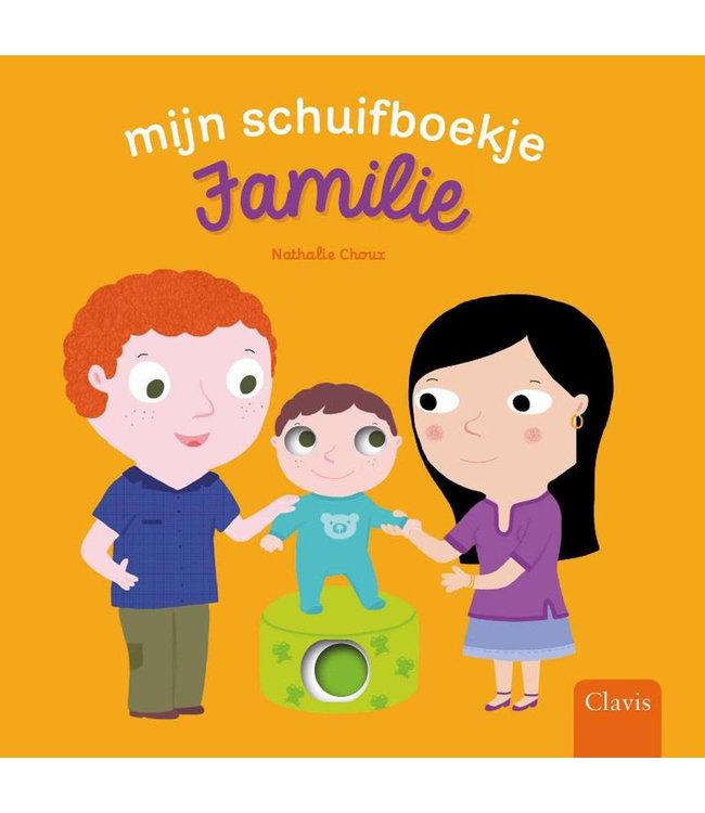 Familie - Schuifboekje. Nathalie Choux