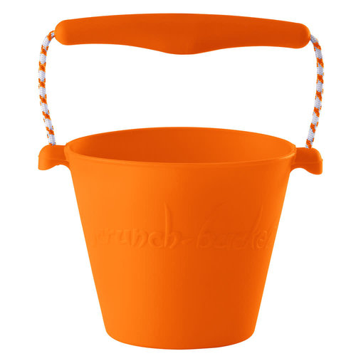 Scrunch Strandemmertje Orange [opvouwbaar]