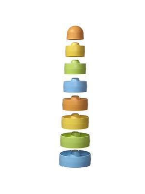 Green Toys Green Toys Stacker - Stapeltoren gerecycled plastic