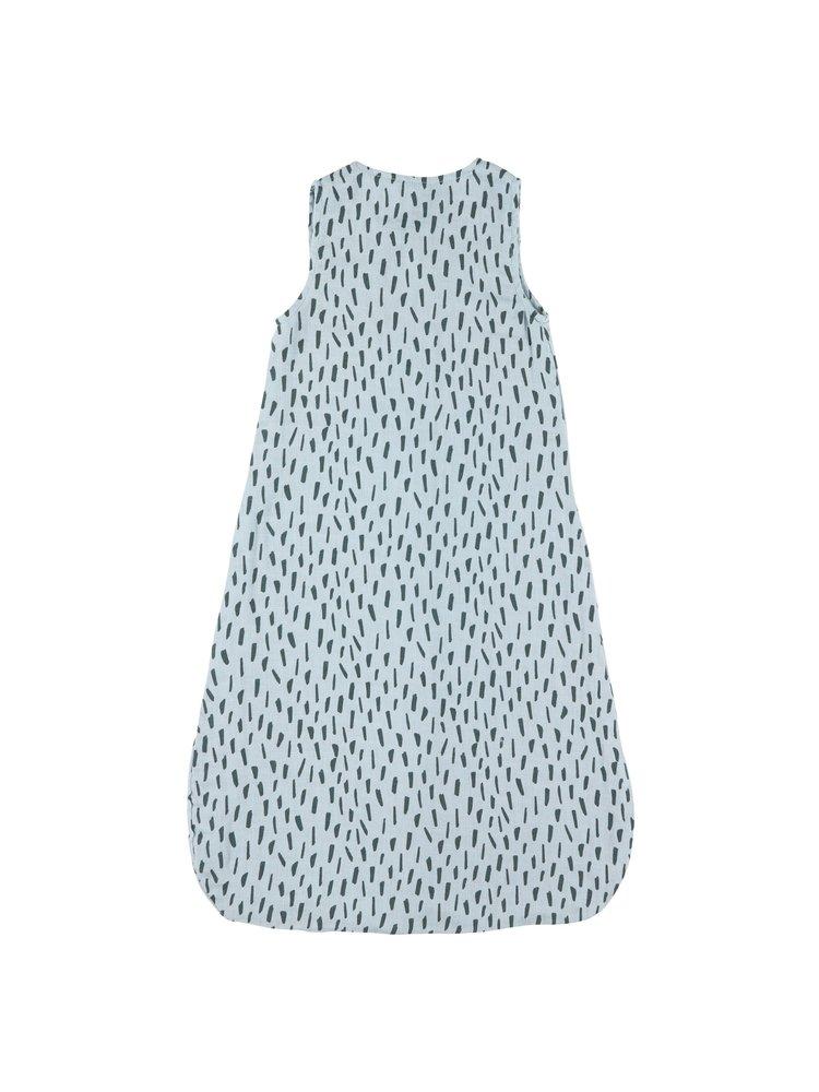 Trixie Trixie zomerslaapzak 80 cm [4-12 mnd - TOG 0.8] Blue Meadow