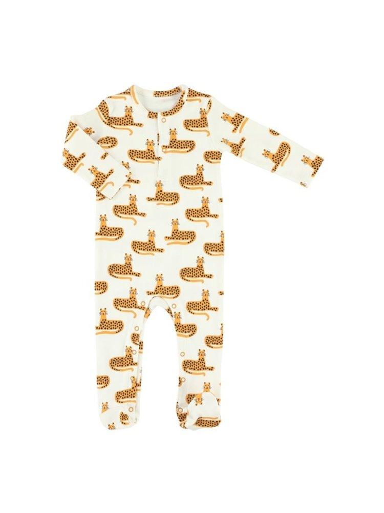 Trixie Onesie - Pyjama met voetjes Cheetah