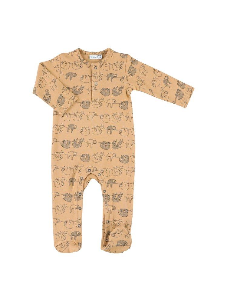 Trixie Onesie with feet - Pyjama met voetjes Silly Sloth