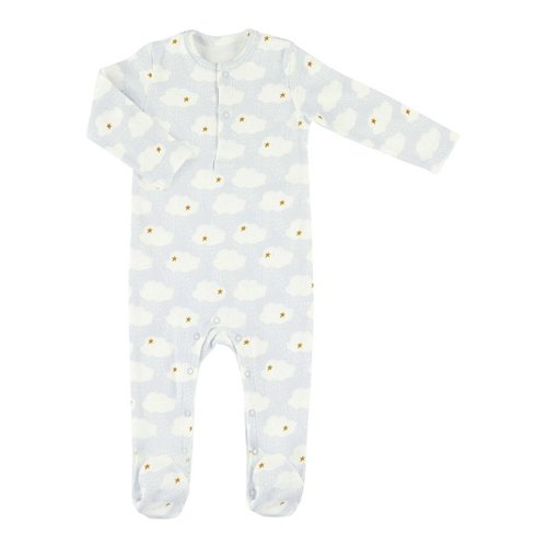 Trixie Onesie with feet - Pyjama met voetjes Clouds