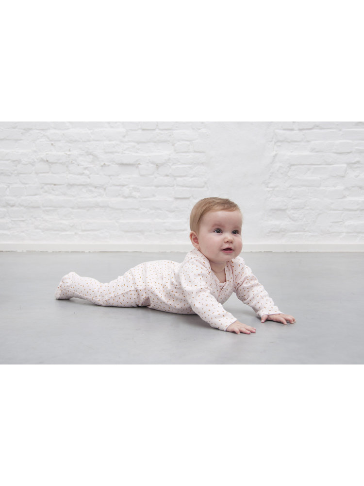 Trixie Onesie with feet - Pyjama met voetjes Moonstone