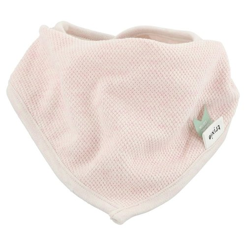 Trixie Bandana slab Organic Cotton Grain Rose