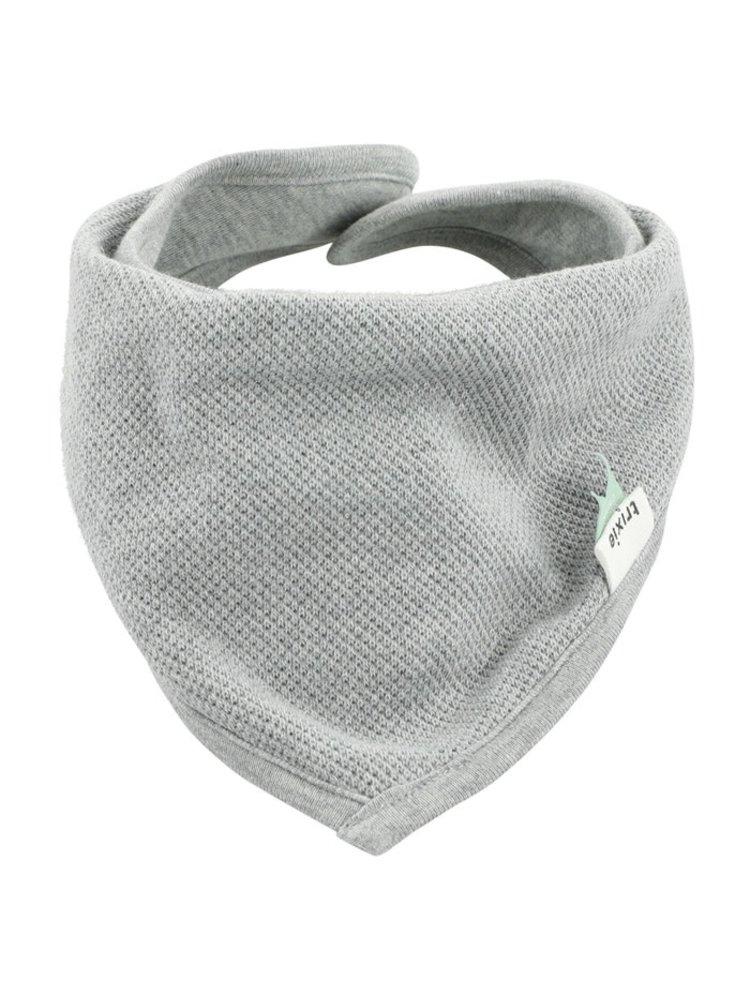 Trixie Bandana slab Organic Cotton Grain Grey