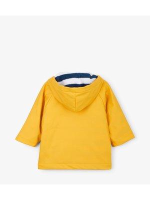 Hatley Yellow Baby Regenjas