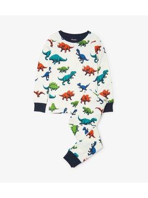Hatley Dino Herd Pyjamaset  - Organic Cotton