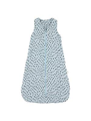 Trixie Trixie zomerslaapzak 90-110 cm [6-30 mnd - TOG 0.8] Blue Meadow