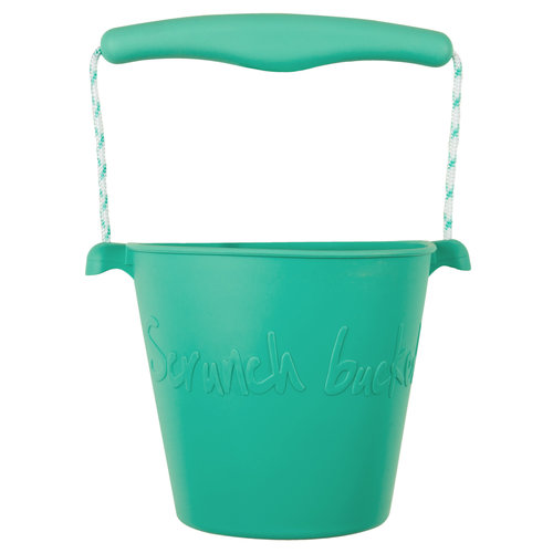 Scrunch Scrunch Strandemmertje Duck Egg green [opvouwbaar]