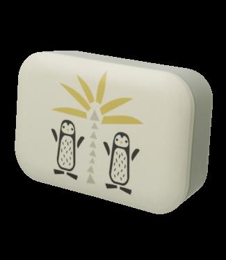 Fresk Fresk bamboe lunchbox Pinguïn