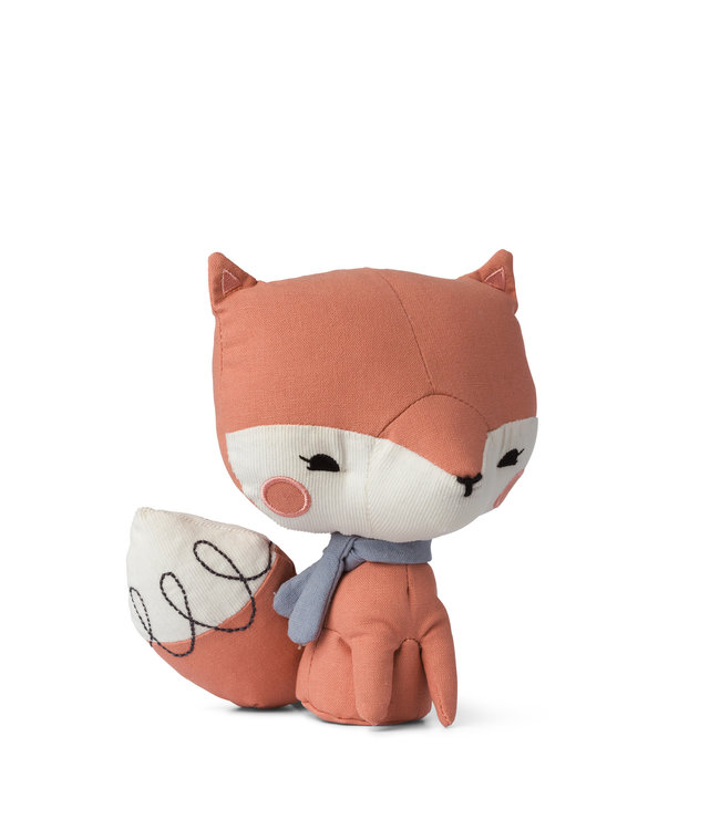 Fox in gift box - Picca Loulou 21 cm