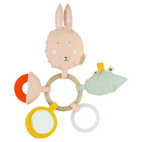 Trixie Activiteiten ring Mrs Rabbit
