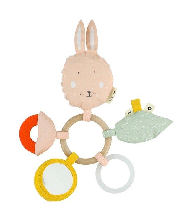 Trixie Activiteiten ring Mrs Rabbit