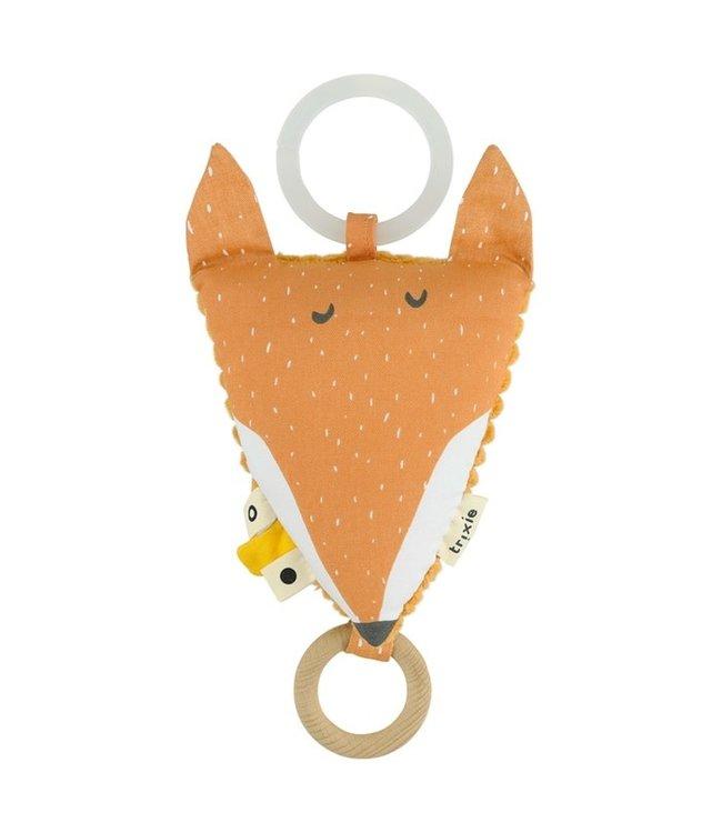 Trixie Trixie muziek doosje / knuffel Mr Fox