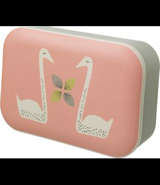 Fresk Fresk bamboe Lunchbox Swan