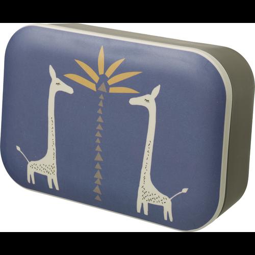 Fresk Fresk bamboe Lunchbox Giraf