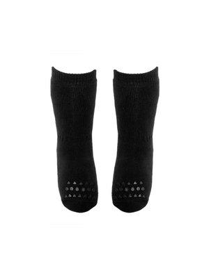 Go baby go Anti- slip sokken Zwart - Oekotex