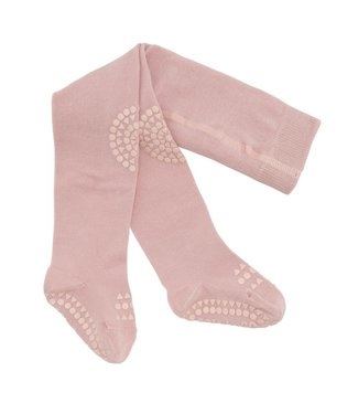 Go baby go Anti- slip maillot Dusty Rose - Oekotex