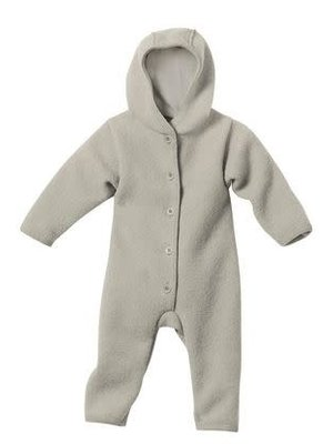 Disana Baby winterpak - Overall GOTS gekookte wol Grey