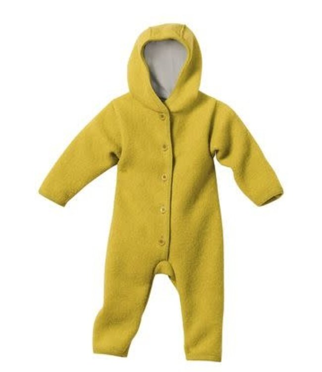 Disana Baby winterpak - Overall GOTS gekookte wol Curry