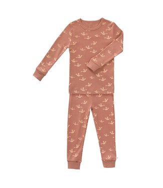 Fresk Twee- delige pyjama Birds