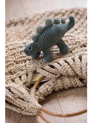 Sebra rammelaar dinosaurus  0+