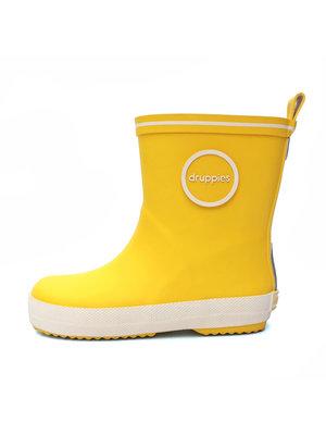 Druppies Fashion boot - Regenlaars Geel