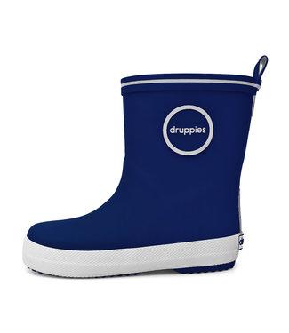 Druppies Fashion boot - Regenlaars Donkerblauw