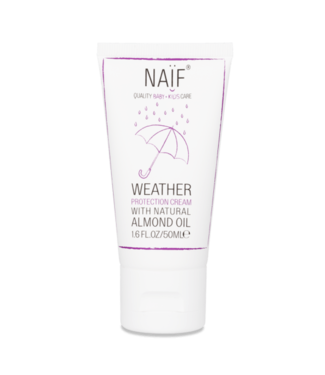 Naif Weather protection cream - Weer & wind Crème 50 ml