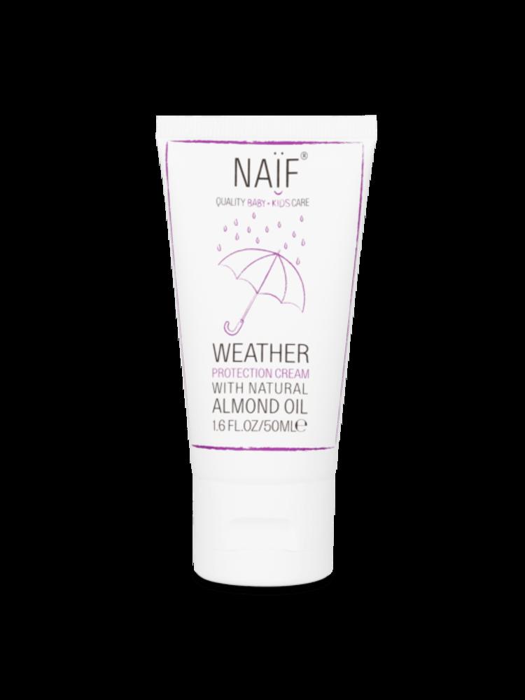 Naif Weer & wind Crème