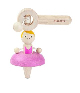 Plan Toys Tol Ballerina van duurzaam hout